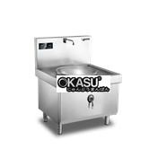 Bếp xào điện từ cỡ lớn OKASU ZC-6015A