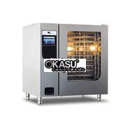 Lò hấp nướng đa năng 10 khay OKASU XK-D101S