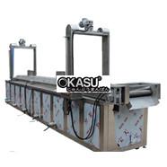 Dây chuyên máy chiên thực phẩm công nghiệp