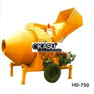Máy trộn bê tông HD-750