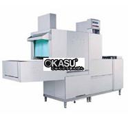 Máy rửa bát băng tải mini Prime PMFE-600M(G)