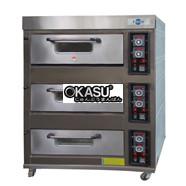 Lò nướng bánh 3 tầng Fresh YXY-60ASS