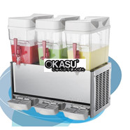 Máy làm lạnh nước trái cây Kolner LRSPD18x3