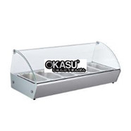 Tủ giữ nóng thức ăn Kolner KNR6-3