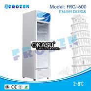 Tủ mát 1 cánh kính Frozen FRG-600