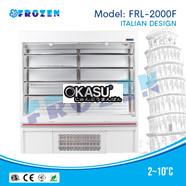Tủ trưng bày siêu thị Frozen FRL-2000F