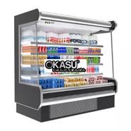 Tủ trưng bày và bảo quản rau củ quả Okasu OKSACA-25Z