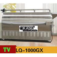 Máy rang hạt dùng gas LQ-1000GX