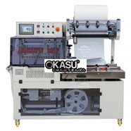 Máy cắt màng kiểu chữ L tự động tốc độ cao DQL-5545G