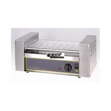 may lam banh hot dog roller grill rg7 hinh 1