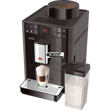 may pha cafe melitta passione ot hinh 1