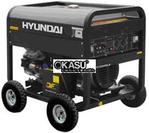 may phat dien diesel hyundai dhy 12000le-3 hinh 1