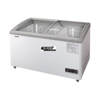 tu dong chest freezer grand woosung gcf-s04p hinh 1