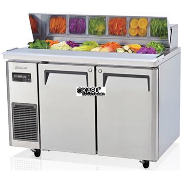 ban salad 2 canh turbo air khr12-2 hinh 1