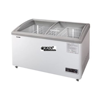 tu dong chest freezer grand woosung gcf-l04p hinh 1