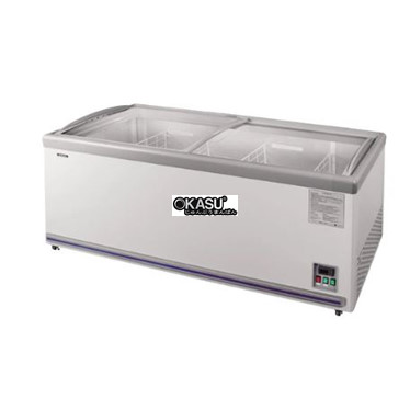 tu dong chest freezer grand woosung gcf-06p hinh 1