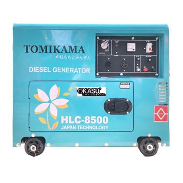 may phat dien tomikama hlc-8500 hinh 1