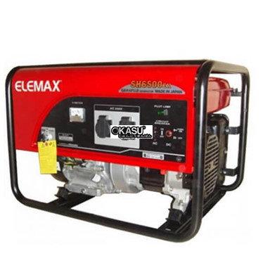 may phat dien elemax sh 6500exs hinh 1