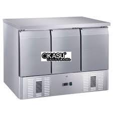 ban mat inox salad 3 canh furnotel 370 lit frswb-1307b hinh 1