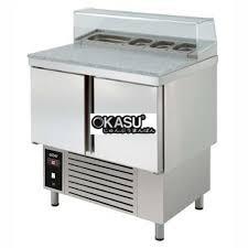 ban mat inox salad asber 120 lit gts-100 dg hinh 1