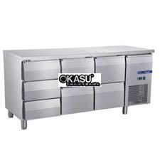 ban mat inox 3 canh ngan keo 417 lit furnotel fruc-8-6 hinh 1