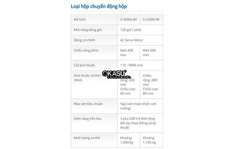 may dong goi san pham s-5000a bx hinh 2