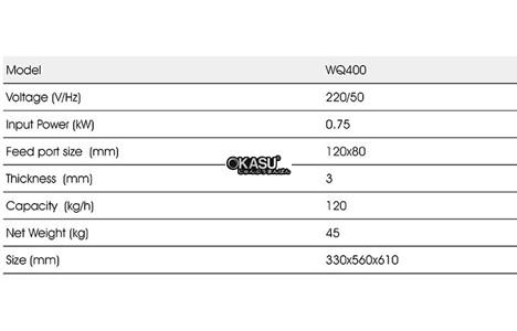 may thai rau okasu wq400 hinh 2