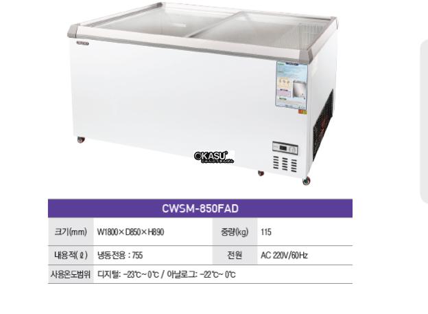 tu mat cao cap woosung cwsm-850fad hinh 0